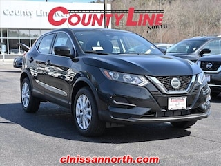 2020 Nissan Rogue Sport S AWD S