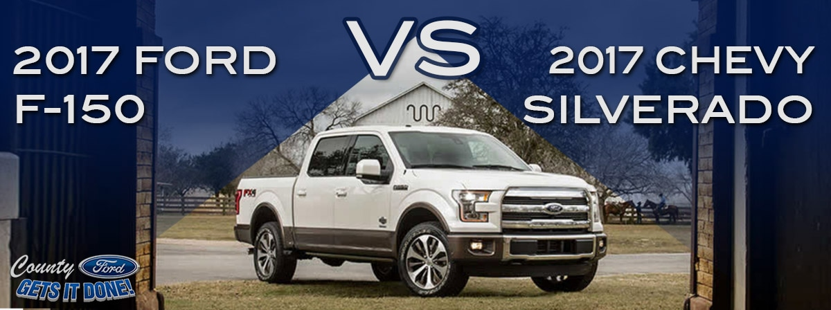 2017 chevy silverado vs 2017 ford f 150 price mpg review. Black Bedroom Furniture Sets. Home Design Ideas