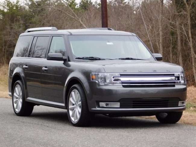 New 2018 Ford Flex SEL SUV in Burlington NC