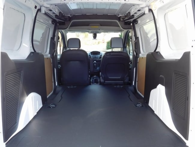 New 2018 Ford Transit Connect XL Cargo Van in Burlington NC
