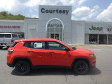 2018 Jeep Compass Sport Technology Group SUV