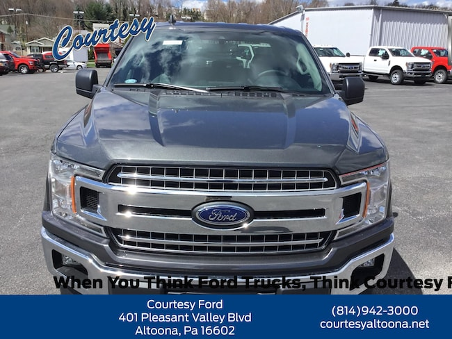 New 2019 Ford F-150 Truck in Altoona PA