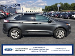 Certified Pre-Owned 2016 Ford Edge SEL SUV 2FMPK4J99GBC39161 for Sale in Altoona, PA