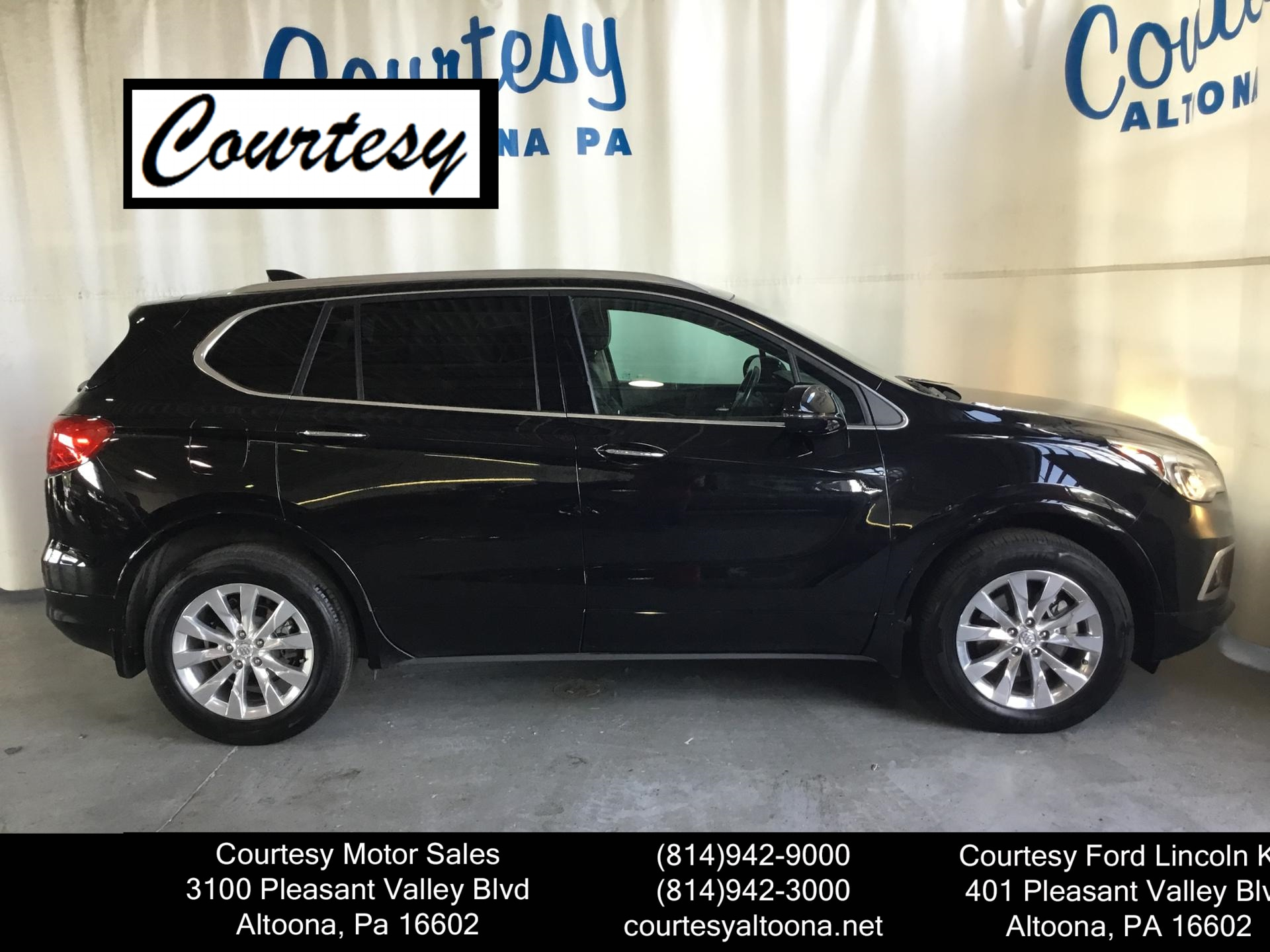 Used 2017 Buick Envision Essence SUV for sale in Altoona, PA