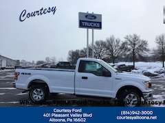 New 2019 Ford F-150 Truck 1FTMF1EP6KKC17992 in Altoona, PA