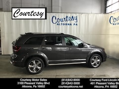 2017 Dodge Journey CROSSRD SUV