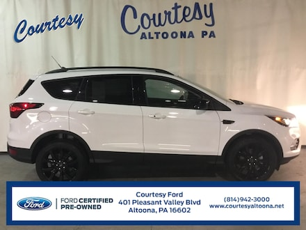 Used 2019 Ford Escape SE SUV for sale in Altoona, PA
