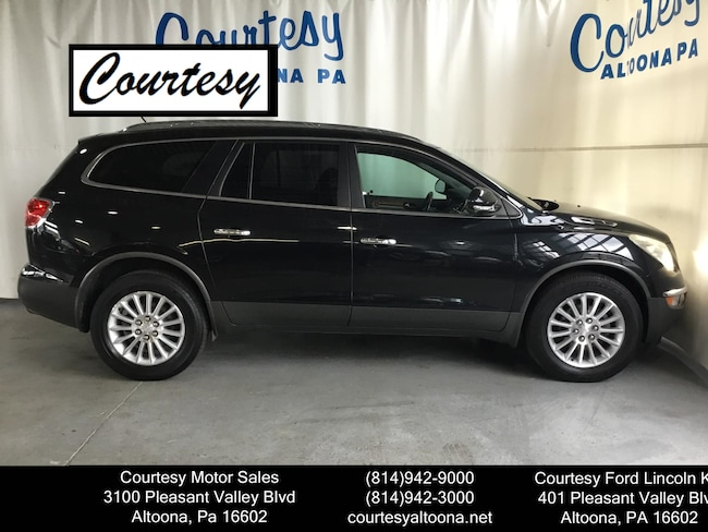 Used 2011 Buick Enclave CXL-1 SUV For Sale Altoona, PA