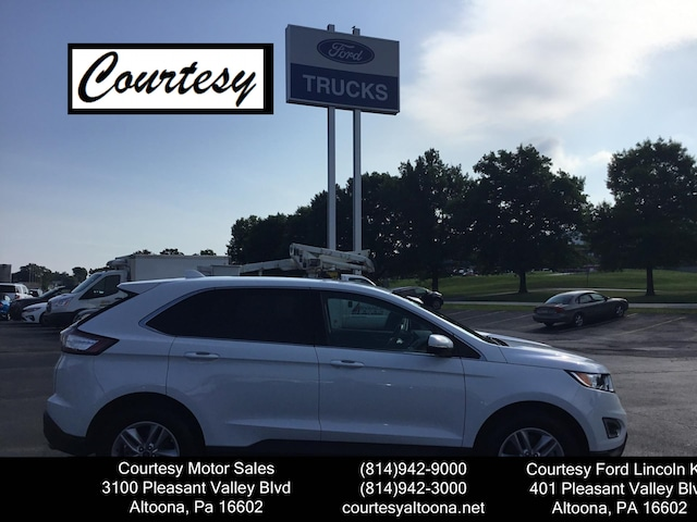 Courtesy Ford Altoona >> Certified Pre Owned Used Cars In Altoona Courtesy Ford Lincoln