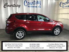 Used 2017 Ford Escape SE SUV 1FMCU9G92HUE89639 for Sale in Altoona, PA