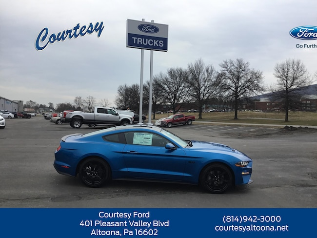 New 2019 Ford Mustang GT Coupe in Altoona PA