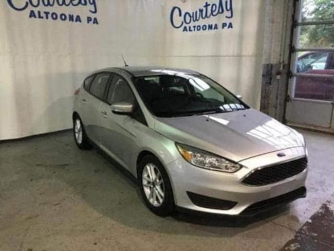 used 2016 ford focus for sale altoona pa near hollidaysburg huntingdon pa tyrone pa vin. Black Bedroom Furniture Sets. Home Design Ideas