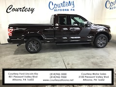 Used 2018 Ford F-150 Truck 1FTFX1E57JFC41603 for Sale in Altoona, PA