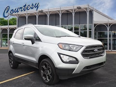 Used 2018 Ford EcoSport SES SUV MAJ6P1CL2JC246569 for Sale in Altoona, PA