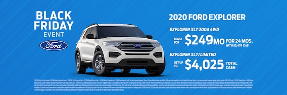 Black Friday Sales Event Courtesy Ford Lincoln