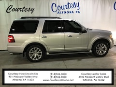 Used 2017 Ford Expedition Limited SUV 1FMJU2AT2HEA61762 for Sale in Altoona, PA