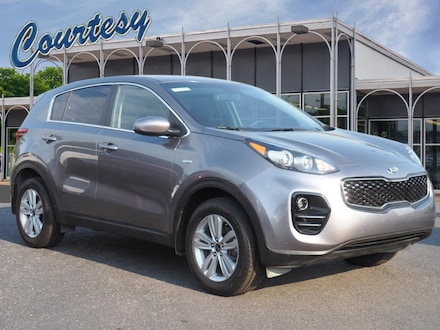 Used 2019 Kia Sportage LX SUV for sale in Altoona, PA