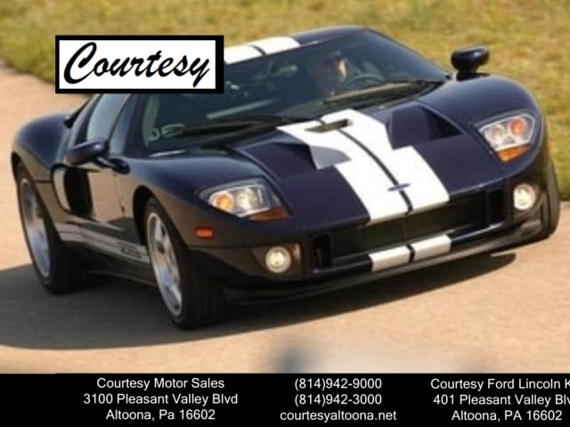 2005 Ford GT Supercar Coupe
