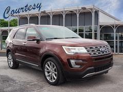 Used 2016 Ford Explorer Limited SUV Altoona, PA