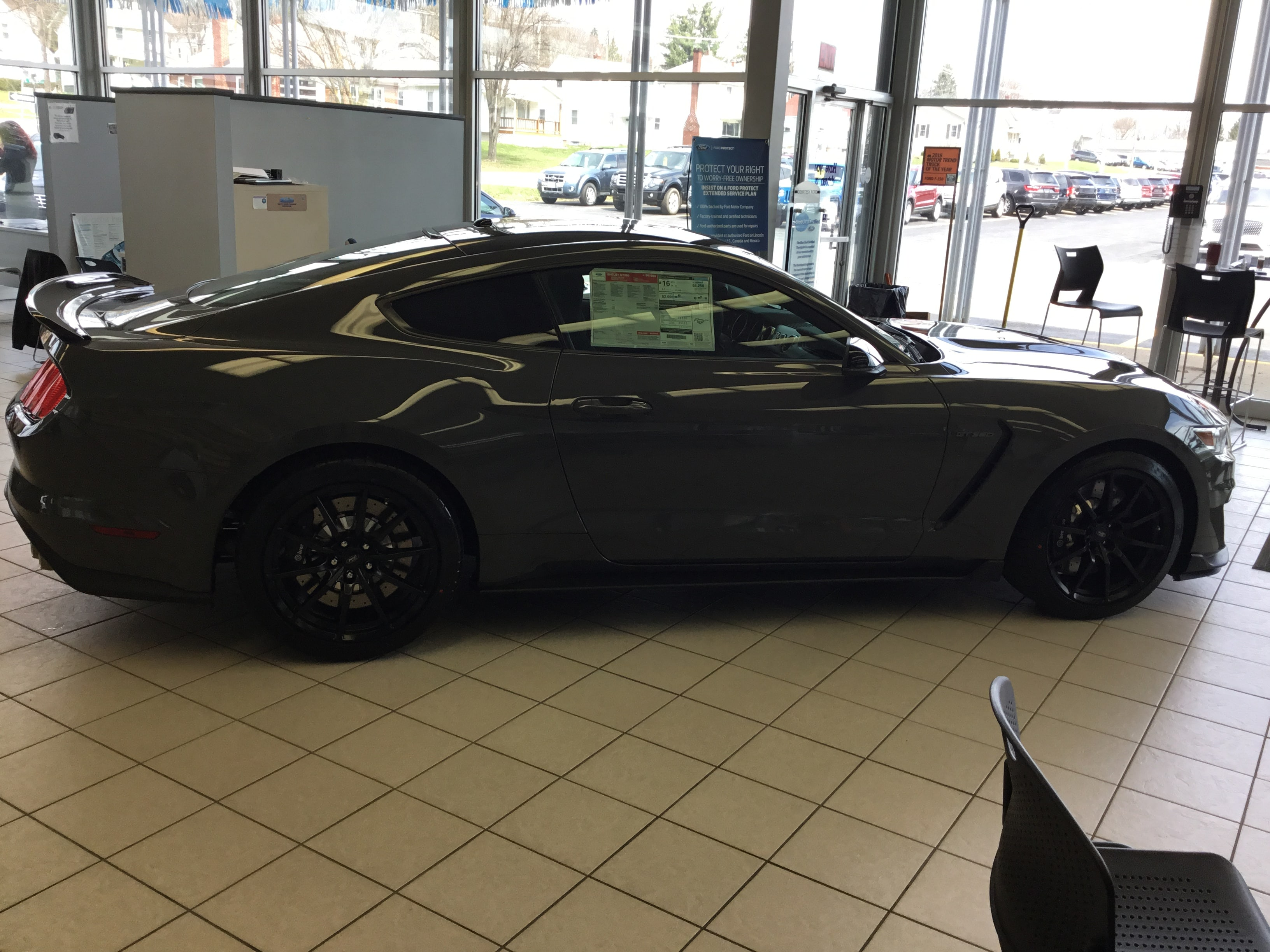New 2018 Ford Mustang For Sale in Altoona PA