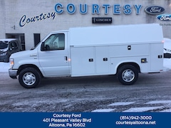 New 2018 Ford E-Series Cutaway CUTAWAY **KNAPAHIDE SERVICE BODY** Commercial-truck 1FDWE3F69JDC38377 in Altoona, PA