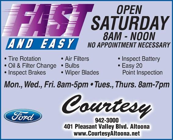 Courtesy Ford Altoona >> Ford Car Repair In Altoona Pa