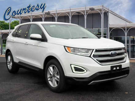 Used 2017 Ford Edge SEL SUV for sale in Altoona, PA