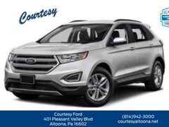 Certified Pre-Owned 2017 Ford Edge Titanium SUV 2FMPK4K96HBC03394 for Sale in Altoona, PA