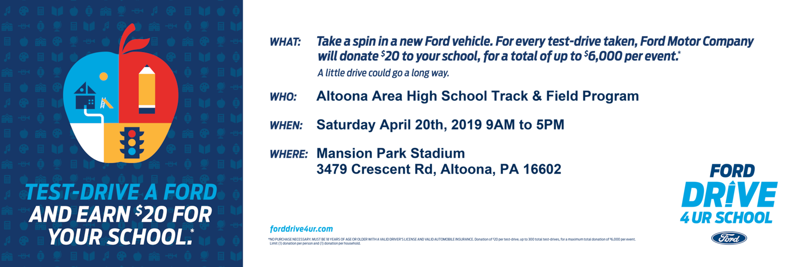 Courtesy Ford Altoona Pa >> New 2019 Ford & Used Car Dealer in Altoona, PA