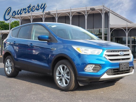 Used 2017 Ford Escape SE SUV for sale in Altoona, PA
