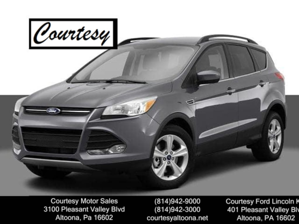 2014 Ford Escape For Sale >> Used 2014 Ford Escape For Sale Altoona Pa Near Hollidaysburg