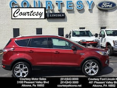 Certified Pre-Owned 2017 Ford Escape Titanium SUV 1FMCU9JD7HUA44830 for Sale in Altoona, PA