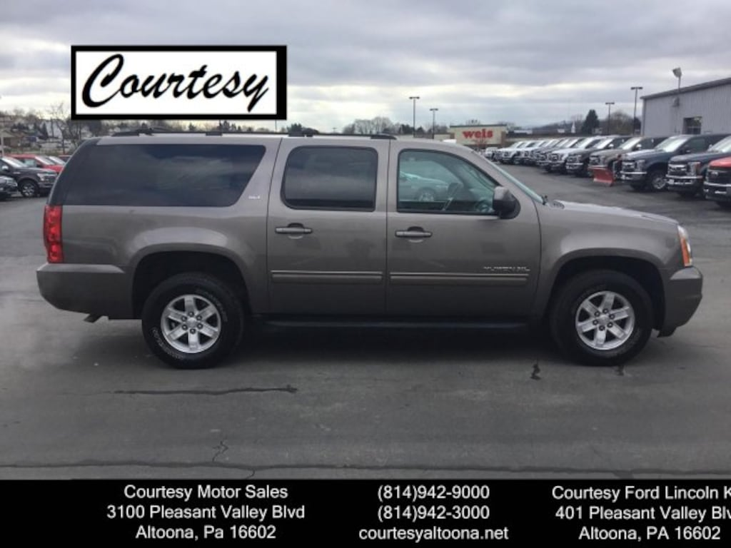 Used 2013 GMC Yukon XL For Sale Altoona PA | Near Hollidaysburg, Huntingdon  PA, & Tyrone PA | VIN:1GKS2KE78DR321780