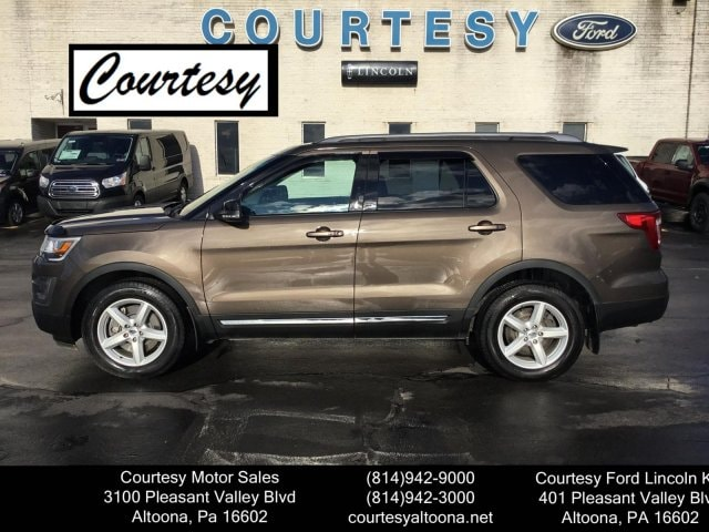 Used 2016 Ford Explorer For Sale Altoona PA | Near Hollidaysburg,  Huntingdon PA, & Tyrone PA | VIN:1FM5K8D8XGGB30492