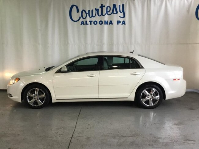 used 2011 chevrolet malibu for sale altoona pa near hollidaysburg huntingdon pa tyrone pa. Black Bedroom Furniture Sets. Home Design Ideas