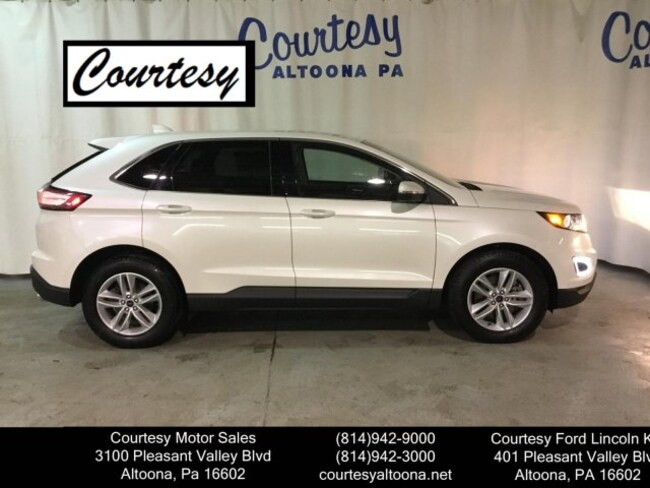 Courtesy Ford Altoona Pa >> Used 2016 Ford Edge SEL For Sale | Altoona PA VIN# 2FMPK4J98GBB18279