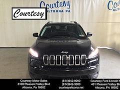 2016 Jeep Cherokee Sport Sport Utility