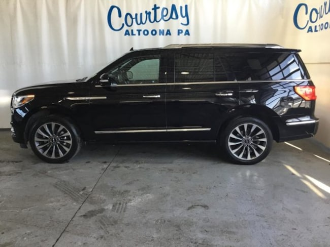 used 2018 lincoln navigator for sale altoona pa near hollidaysburg huntingdon pa tyrone pa. Black Bedroom Furniture Sets. Home Design Ideas