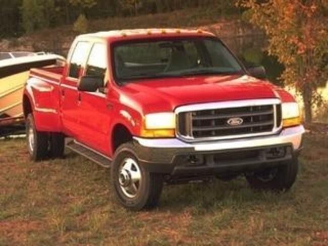 Used 1999 Ford Super Duty F-350 SRW Truck in Altoona PA