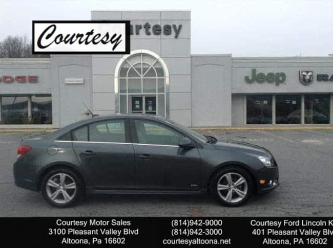Used 2013 Chevrolet Cruze 2LT For Sale Altoona, PA