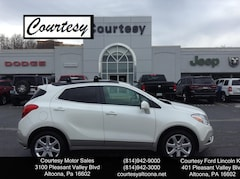 Used 2015 Buick Encore Leather SUV