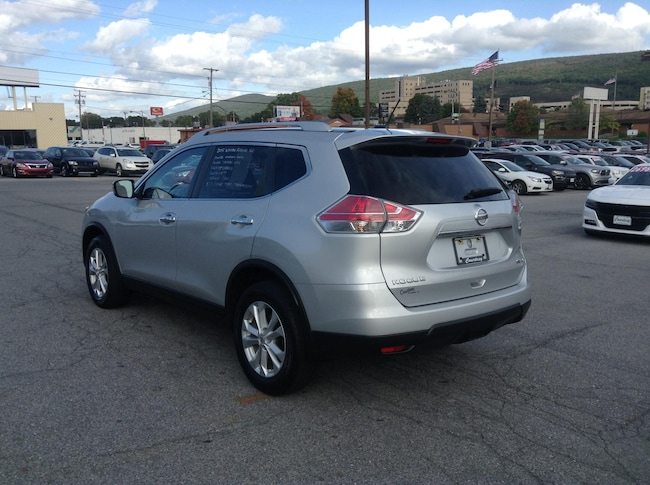 used 2015 nissan rogue sv for sale altoona pa vin knmat2mv9fp572276. Black Bedroom Furniture Sets. Home Design Ideas