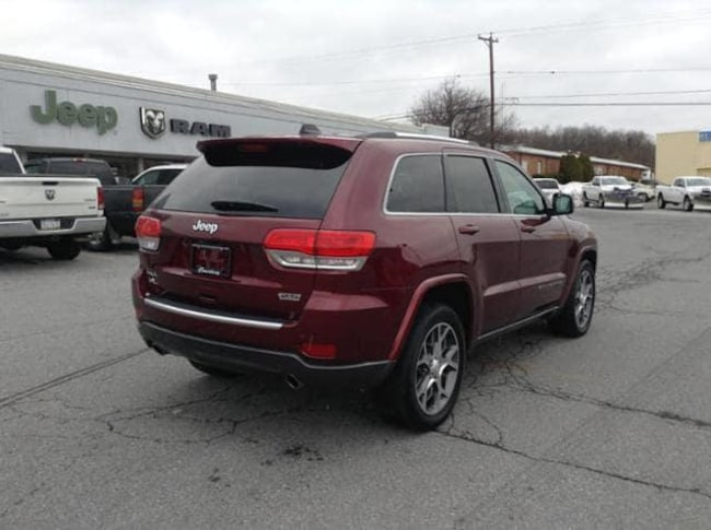 used 2018 jeep grand cherokee for sale altoona pa vin 1c4rjfbg9jc347120. Black Bedroom Furniture Sets. Home Design Ideas