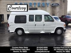 2000 Ford Econoline Cargo Van Recreational Van 1FDRE1426YHB54974