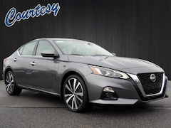 Used 2020 Nissan Altima 2.5 Platinum Sedan Altoona, PA