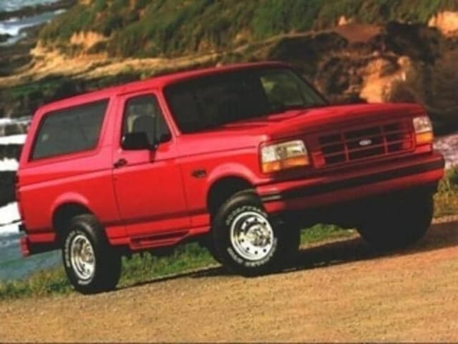 Used 1996 Ford Bronco SUV in Altoona PA