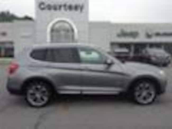 Used 2016 BMW X3 xDrive28i AWD 4dr SAV SUV For Sale Altoona, PA