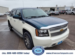 2007 Chevrolet Avalanche LT with 3LT Truck Crew Cab