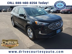 New 2019 Ford Edge SEL SUV for sale in Thorp, WI