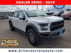 New 2019 Ford F-150 Raptor Truck SuperCrew Cab for sale in Thorp, WI